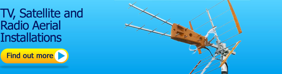 TV, Satellite and Radio Aerial Installations