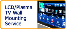 LCD / Plasma TV Wall Mounting Service